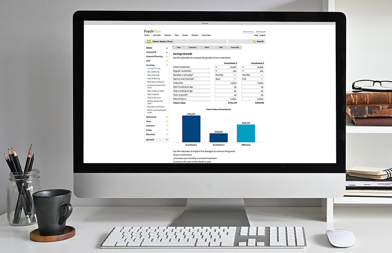 Investment Planning Calculators