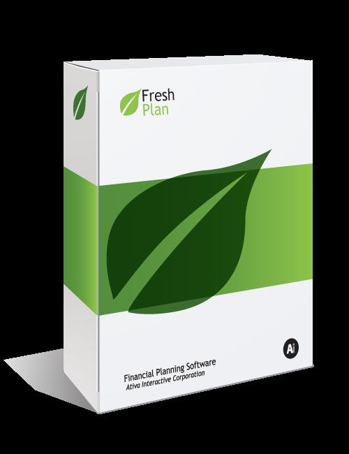 FreshPlan Financial Planning Software